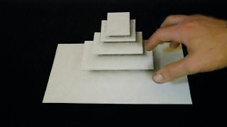 Как Нарисовать 3D Рисунок простым карандашом на бумаге(В этом видео я покажу как нарисовать простое 3D. Эту Иллюзию не сложно повторить нужно лишь следовать инстру..., 2017-02-04T12:32:35.000Z)