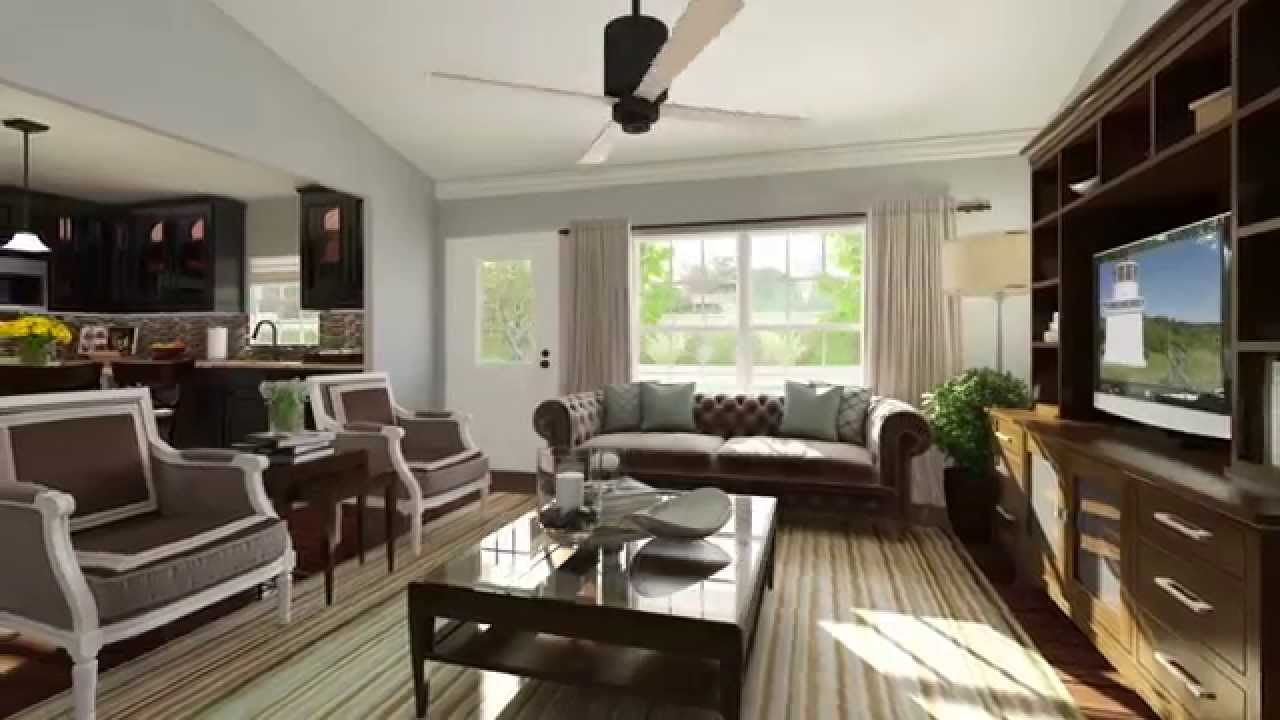 United built homes bellevue virtual tour youtube for Free virtual home tours online