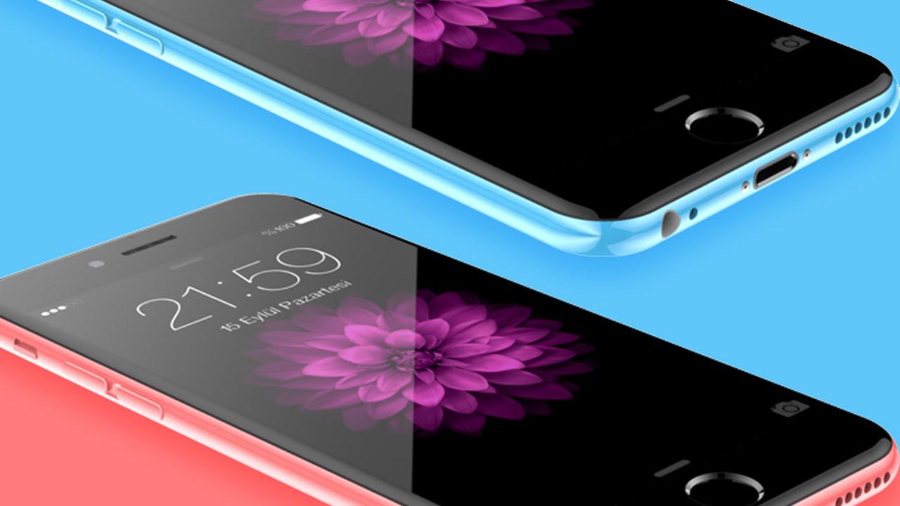 Apple IPhone 6C Plus And Lite