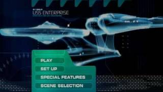 Star Trek XI (DVD Menu)