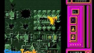 Goldrunner - Atari St