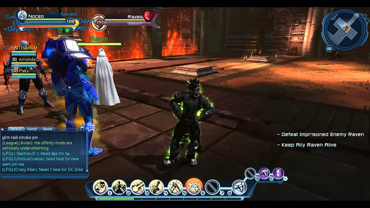 Dcuo Bugs Facehead Glitching Through Robot Joker Head Style Youtube