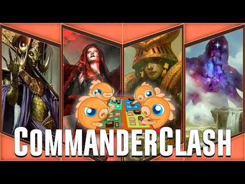 Commander Clash S4 Episode 22: History of Magic