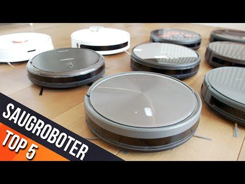 saugroboter-test-|-top-5-staubsauger-roboter-unter-200€-►-testbericht-günstiger-saugrobter-!