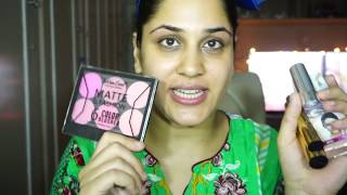 Pakistan Bazaar Cheap Makeup Tutorial (TESTED)