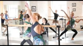 Балет для взрослых (палка и первая репетиция)