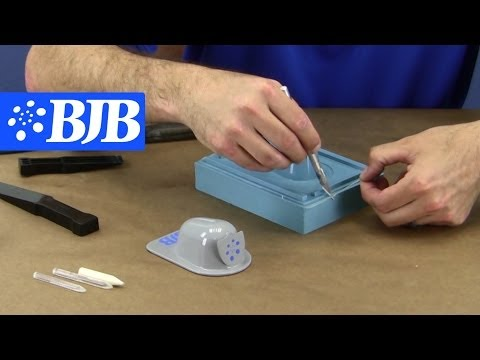Great Video Part 1: How to make 2-Part Silicone Mold