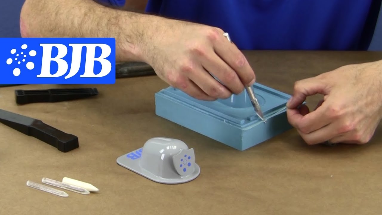 Great Video Part 1 How To Make 2 Part Silicone Mold Youtube