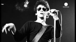 Rock legend Lou Reed dies at 71   Biography,Photo gallery and video collection)
