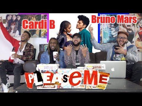 Cardi B & Bruno Mars - Please Me REACTION/REVIEW Mp3