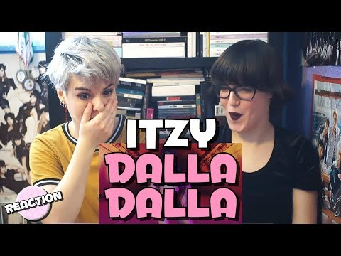 Lagu Video Itzy - Dalla Dalla  달라달라  ★ Mv Reaction Terbaru