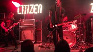Citizen Zero- State of Mind (Scout Bar 05/25/17)