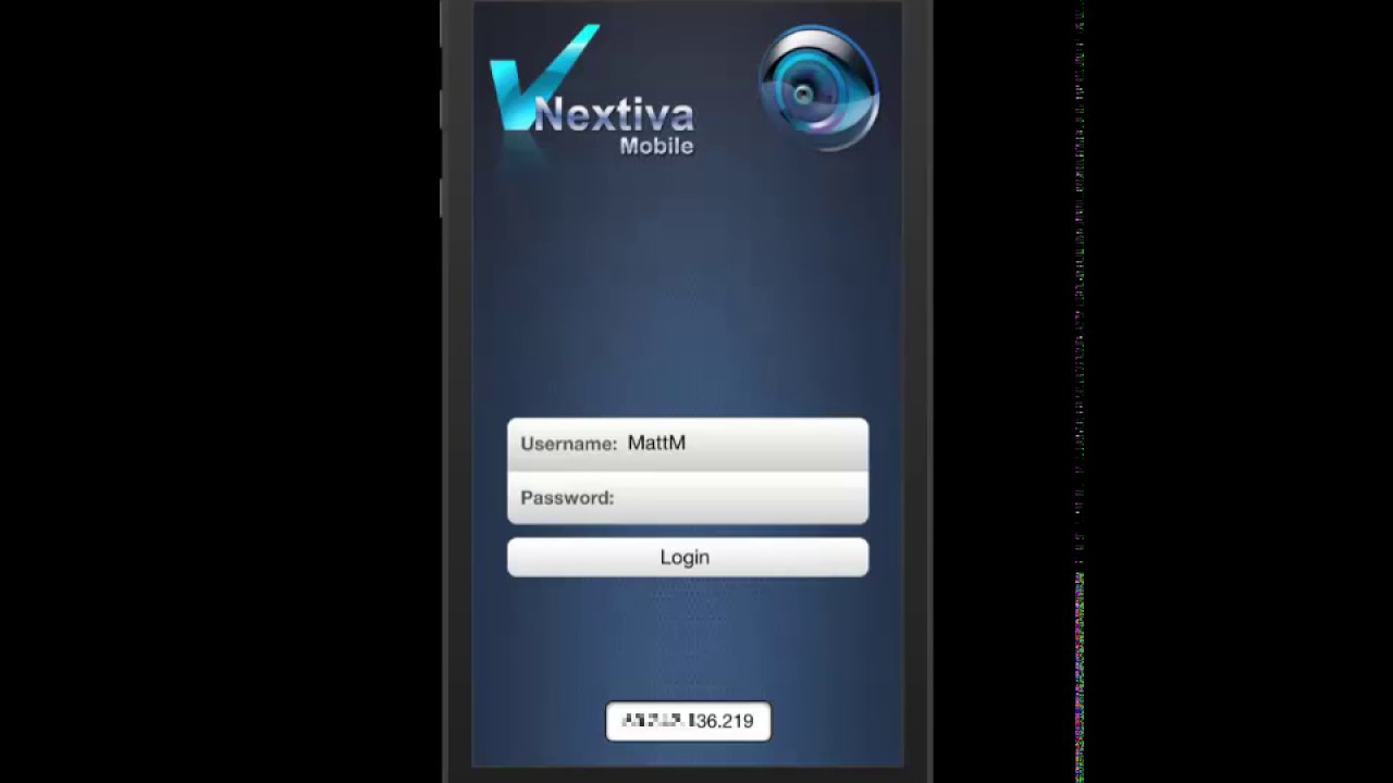 TechTips: NVR Verint Mobile Login and Video