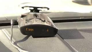 digma SafeDrive T800-GPS - обзор годного радар-детектора