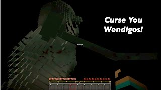 Minecraft Map- After Dusk Part 1- I hate Wendigos!