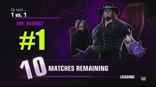 WWE All Stars Part 1 Path of Champions Undertaker XBOX 360