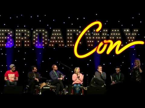 BroadwayCon 2016 - Putting it Together: How we made the BroadwayCon Opening Ceremony Part 2