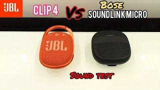 Bose SoundLink Micro Vs JBL Cl…