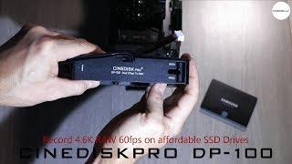 CINEDISKPRO DP-100 I URSA MINI