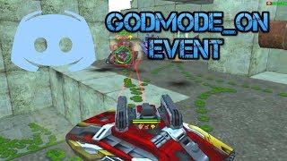 Godmode_On Event -Discord | Kill me for gold | Tanki Online - танки Онлайн