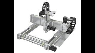 Mehrachssystem – Auf Knopfdruck Bewegung im dreidimensionalen Raum (HS3)