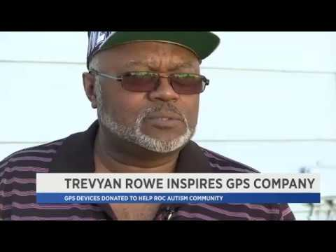 Spectrum News Rochester: GPS Devices Donated to Rochester Autism Community in Honor of Trevyan Rowe