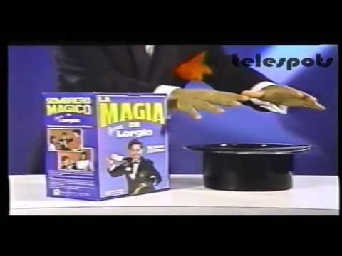 Spot Sombrero mágico de Gustavo Lorgia (Perú - 1987) - YouTube 3578005bfea