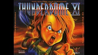 THUNDERDOME 11 (XI) - FЏLL ALBUM 154:49 MIN 1995