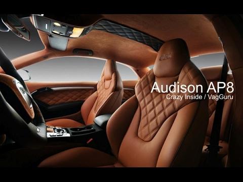 Audison AP8 Test Tone