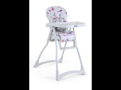 b5b001879f50 Cadeira de Refeição Merenda - Burigotto - YouTube