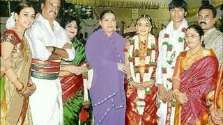 Dhanusha Marriage Photos | Dhanush Marriage Album