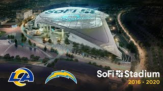 SoFi Stadium Time-lapse