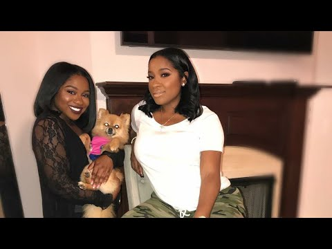 Rapper Lil Wayne ex-wife Toya Wright & there daughter Reginae Carter