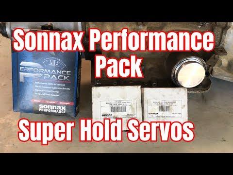 .HP-4L60E-01 4L60E PERFORMANCE PACK 4l60e valve body upgrade kit