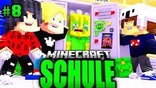 ICH werde HART GEMOBBT?! - Minecraft SCHULE #08 [Deutsch/HD]