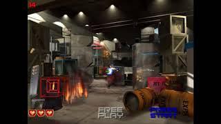 Target Terror Raw Thrills (2004) Arcade PC