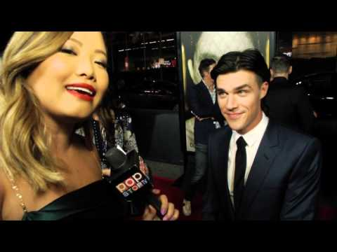 Finn Wittrock Talks Getting Naked With Lady Gaga, Sex & Blood On