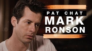 Mark Ronson on the relief of expressing his emotions in his music