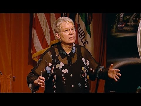 Dr. Jill Tarter - Searching for ET: An Investment in Our Long Future