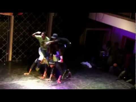 Guinea Equatorial...promoviendo el arte urbano 2013