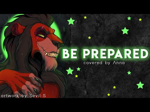 Be Prepared (Lion King) Female Ver.【covered By Anna】