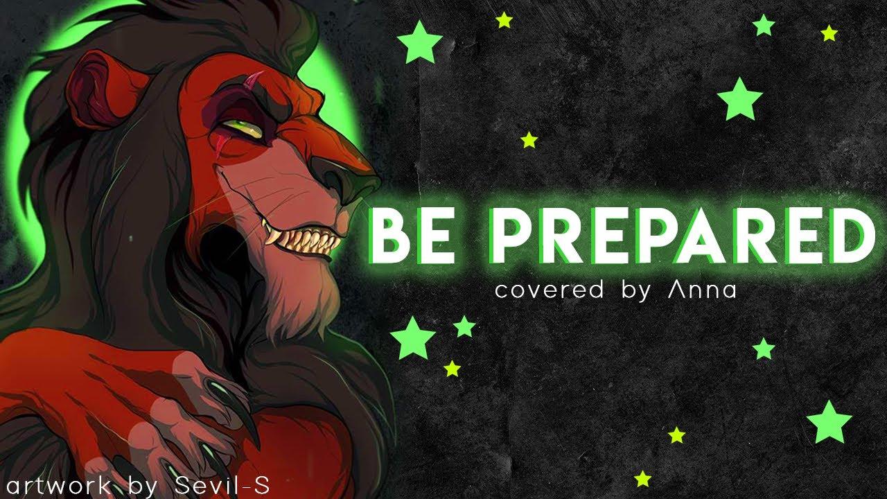 Be Prepared Female