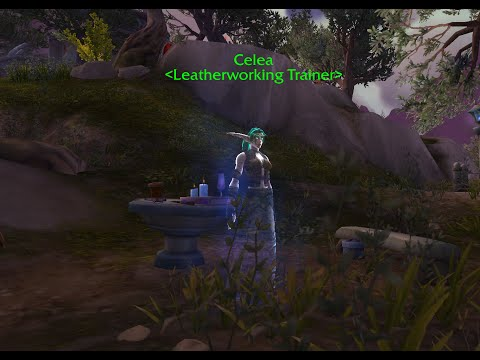 World of Warcraft Links in the Chain / A Debt Paid Leatherworking Legion Quest Guide