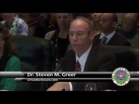 Dr. Steven Greer - Call For New Witnesses