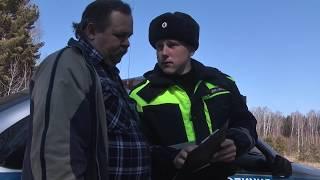 ДТП Екатеринбург – Шадринск – Курган