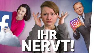 Franziska Schreiber: Social-Media-Verbot für Politiker – Jetzt!