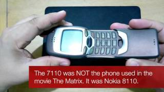 Video Throwback: The Nokia 7110 download MP3, 3GP, MP4, WEBM, AVI, FLV Desember 2017