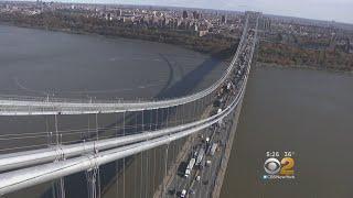 George Washington Bridge Getting Sorely Needed Facelift