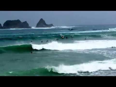 Highlights Okinawa Surf Aha River Mouth 8/8/2014 06:00-09:00