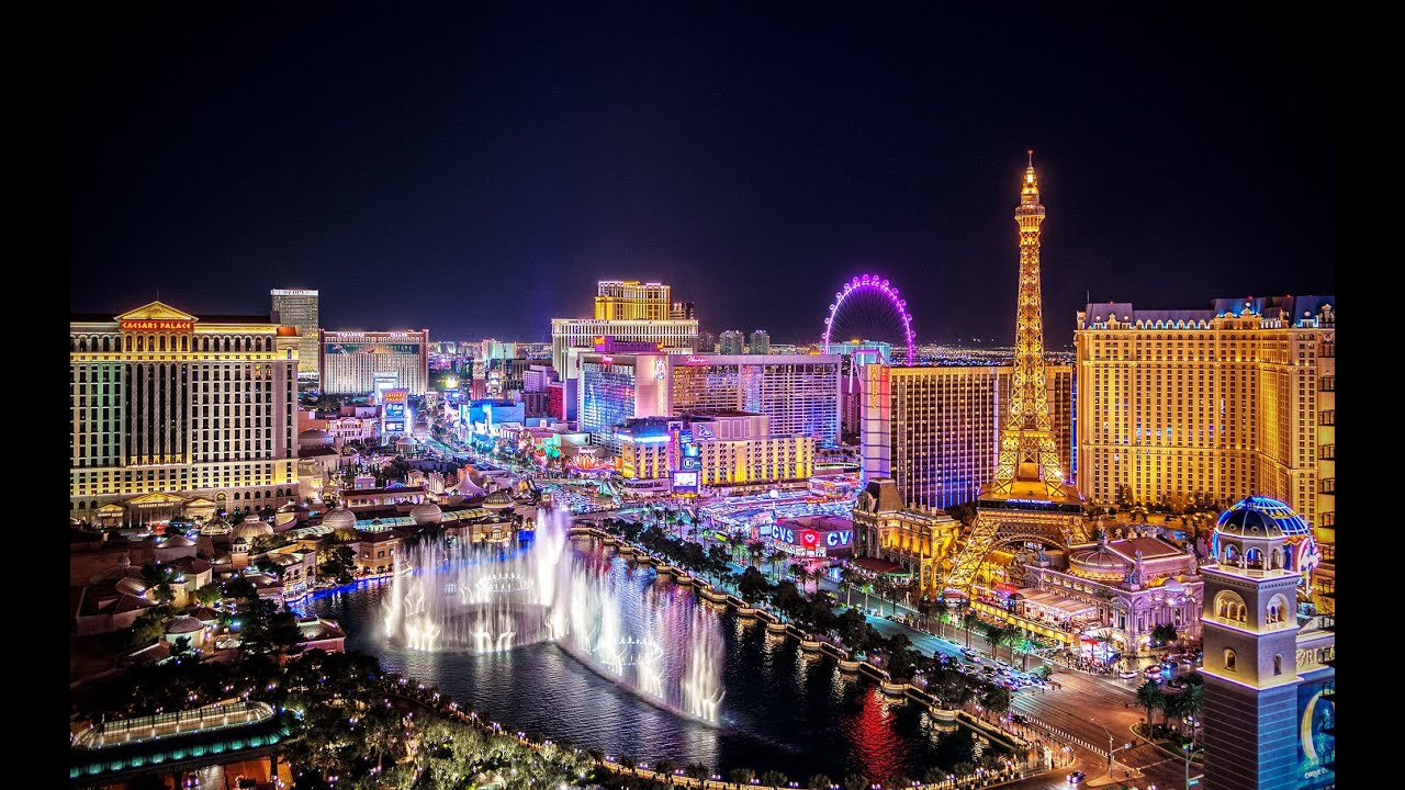 Las Vegas Strip Walking Tour 2020